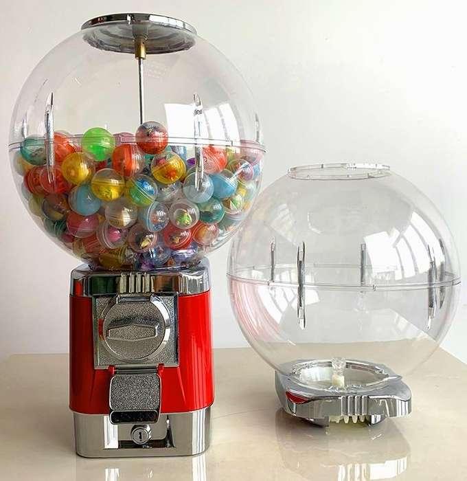Maquina - Dispensador Chiclera, para Dulces y Juegos Lima Pre Venta
