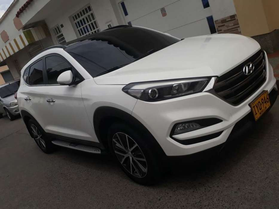 Hyundai Tucson 2016 - 53000 km