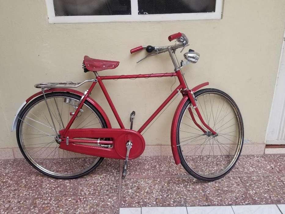 Vendo Bici Clasica