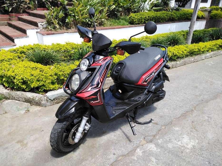 Yamaha Bws Modelo 2011 Soat Nuevo