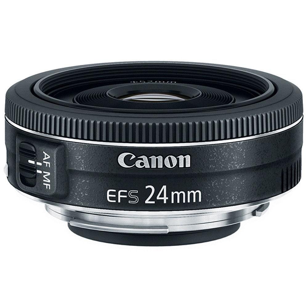 Nuevo Lente Original Canon 24mm F/ 2.8 Stm Para Fotografia