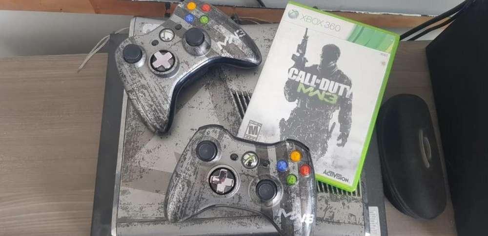 XBox 360 Edicion Limitida Call of Duty MW3