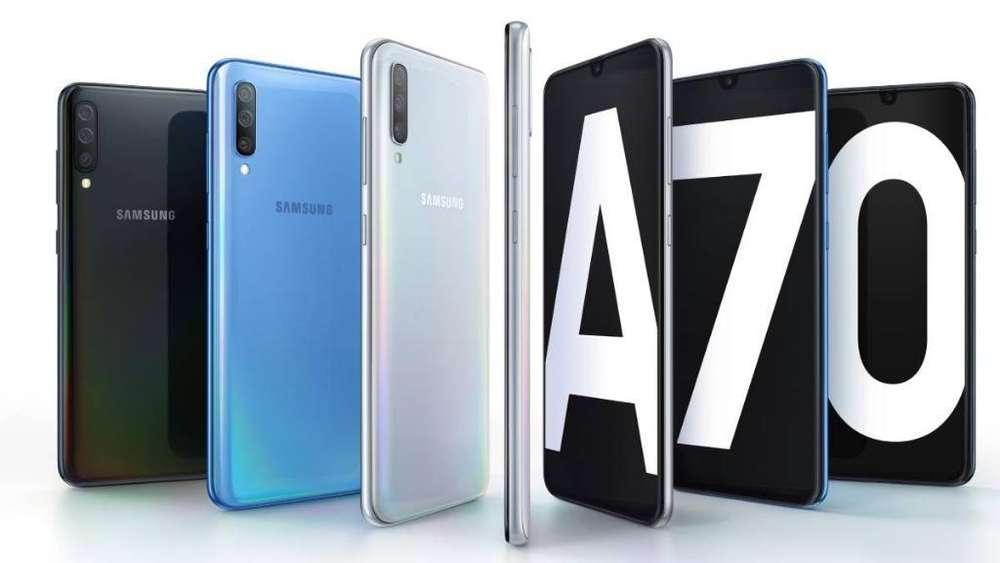Samsung A70 A20