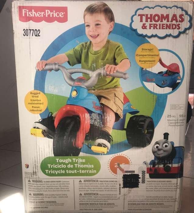 Triciclo Nuevo Fisher Price