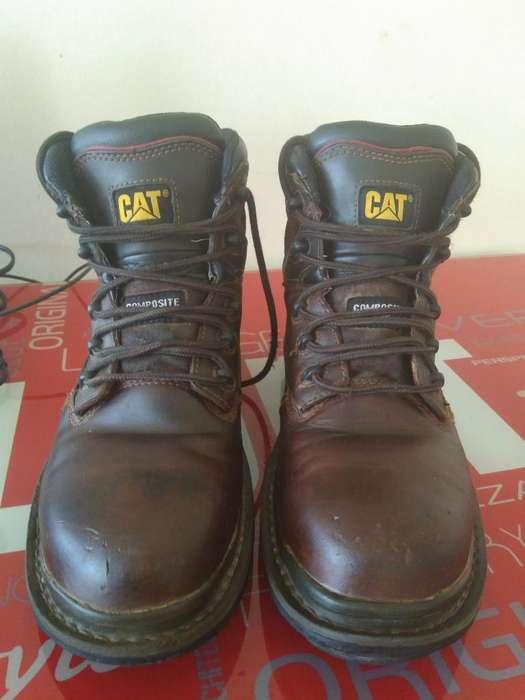 Botas Cat 42 Composite Toe