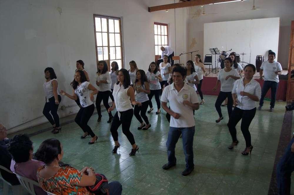 taller de baile y actuacion