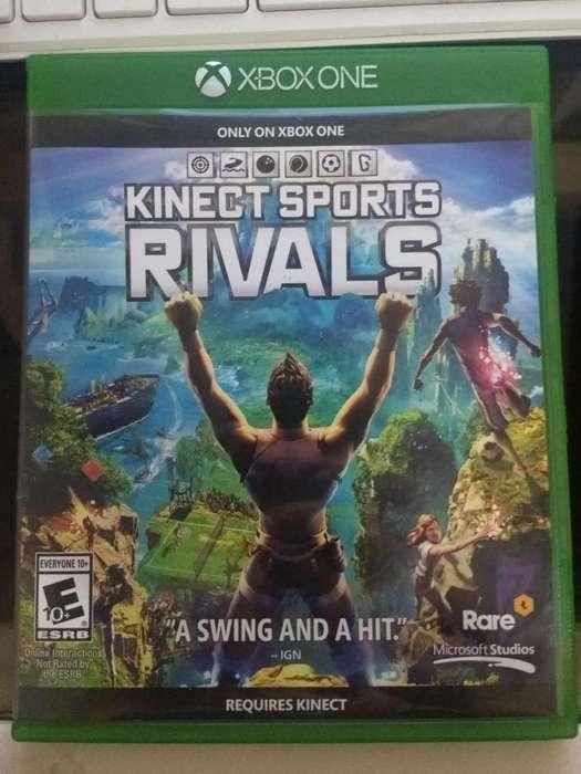 Kinect Sports Rivals para Xbox One kinect