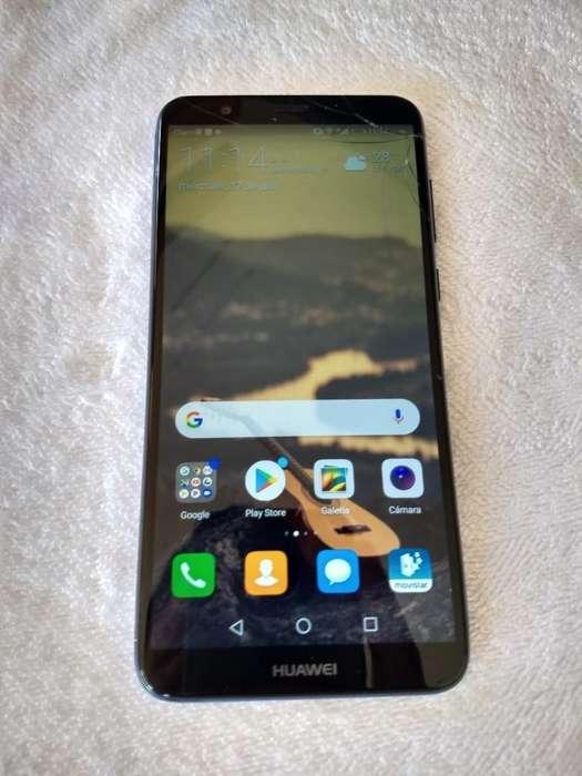 Huawei P Smart 2018 (pequeña Fisura)