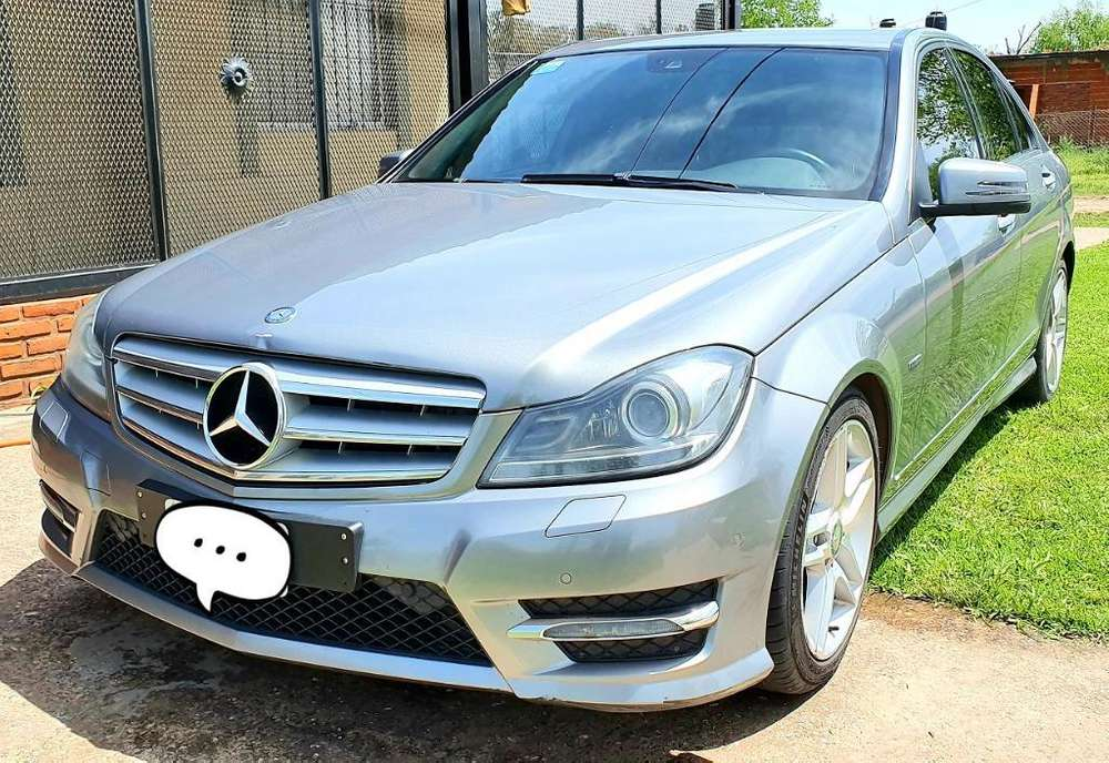 <strong>mercedes</strong>-Benz Clase C 2012 - 135000 km