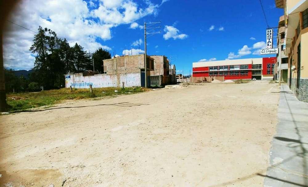 Vendo Lote Terreno 55m2 Zona Comercial