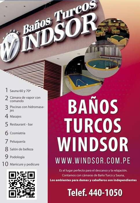 SERVICIOS DE BAÑOS TURCOS Y SAUNAS A1