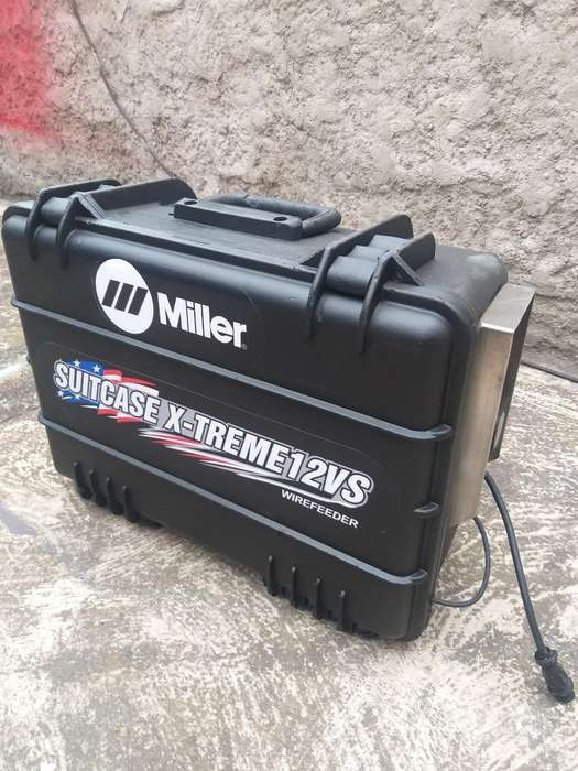 Miller Suitcase X-treme 12vs