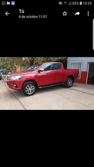 Toyota Hilux 2017 - 0 km