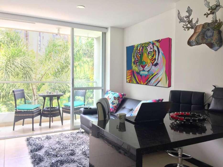 Apartamento Amoblado Álamos Pereira Moderno, Hermoso y Acogedor