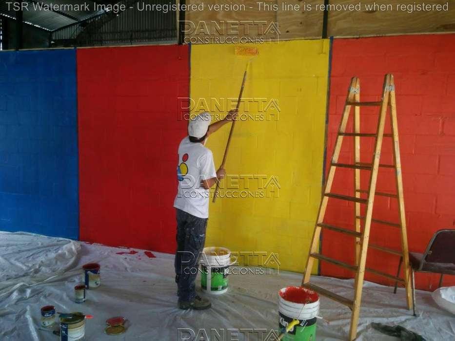 Servicio de Pintura e Impermeabilizacion