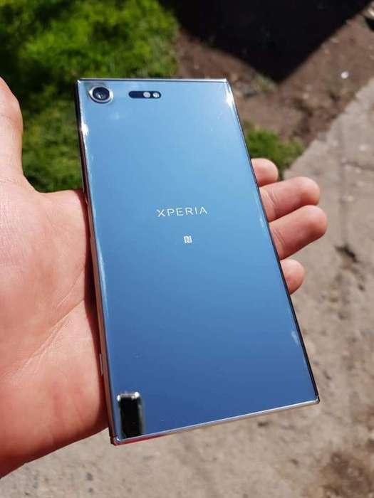 Sony Xperia Xz Premium Gama Alta Permuto