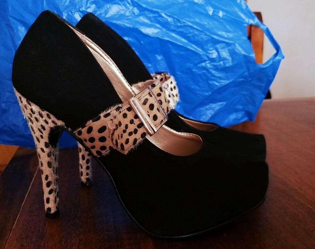Zapatos Nuevos Talle 38