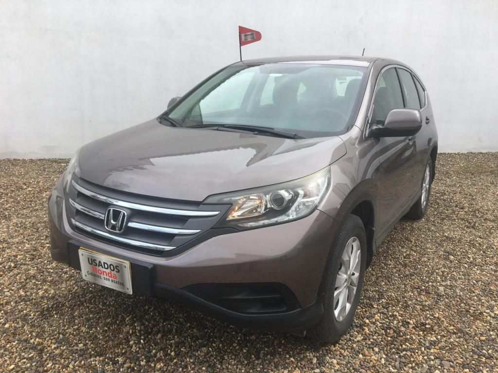 HONDA CRV CITY PLUS 2014 METALICO 4X2 CON GARANTIA