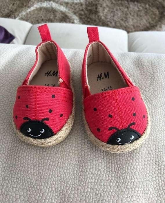 Vendo Zapatos Bebe Mariquita T14-15