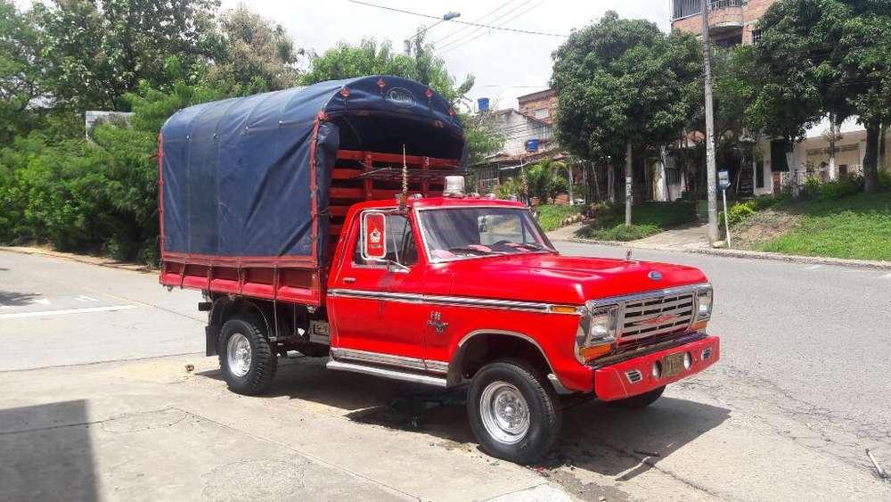 Venta O Permuta Camioneta Ford 100