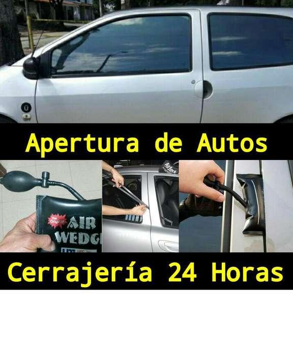 Servicio de Apertura de Carros en Tenjo