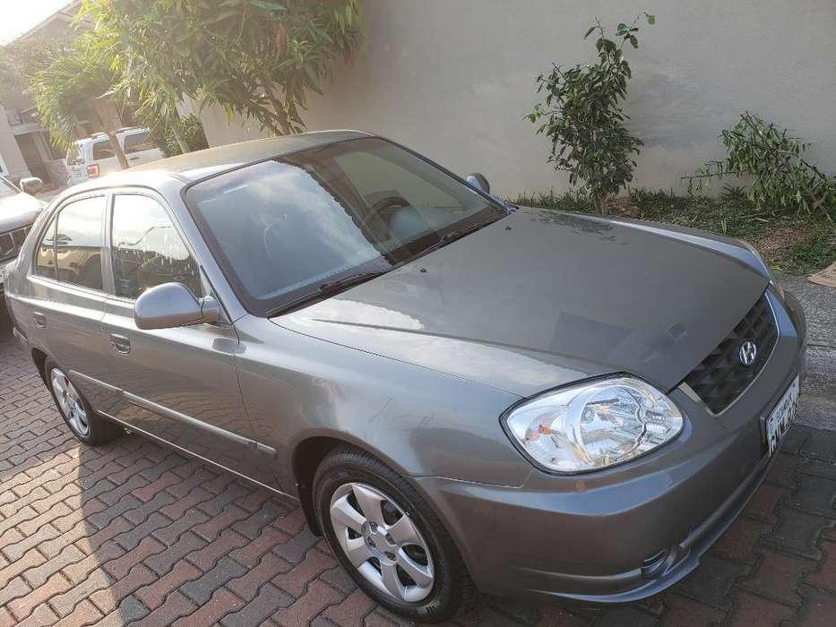Hyundai Accent 2005 - 214018 km