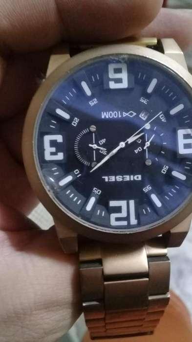 Vendo Reloj Diesel Orinal