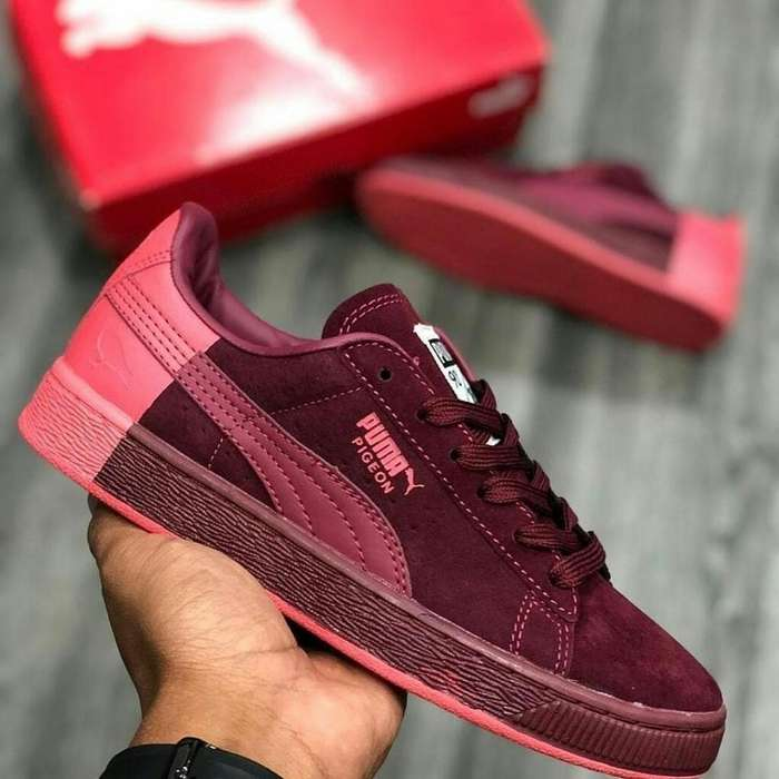 Zapatos Puma Vino Pigeon