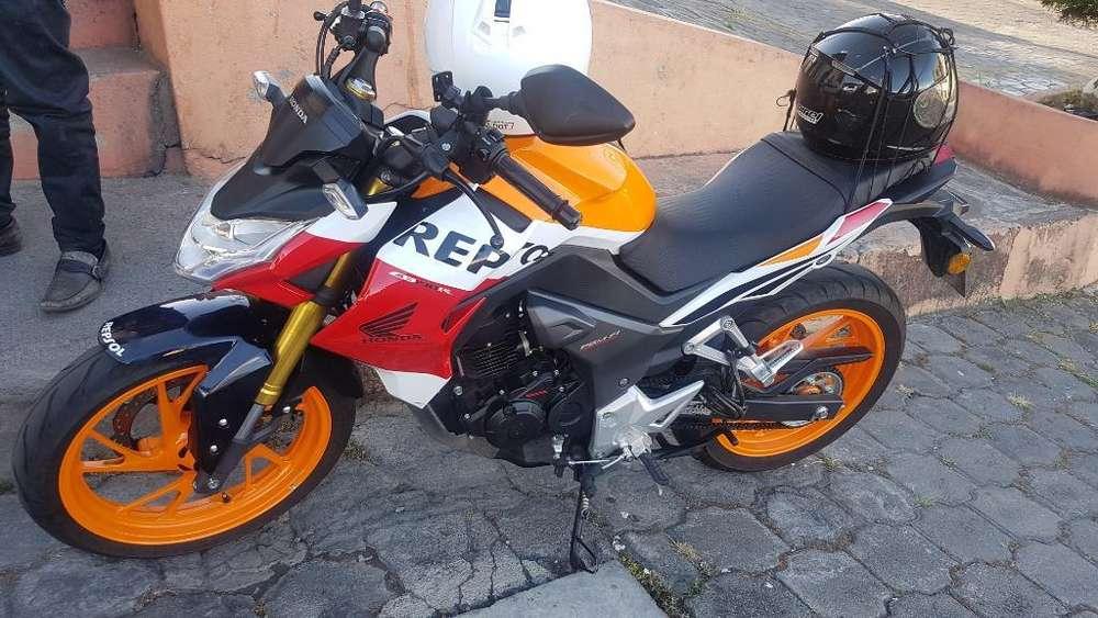 Honda Cb190r Como <strong>nueva</strong> con Garantia