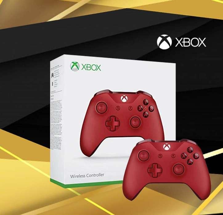 Control Xbox One Rojo