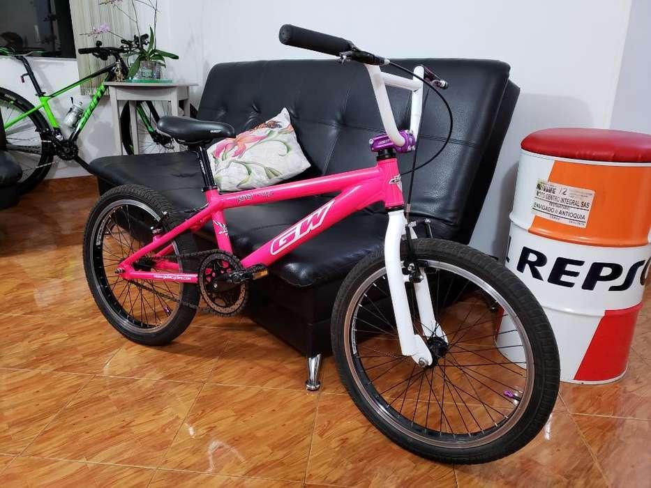 Hermosa Bicicleta para Niña