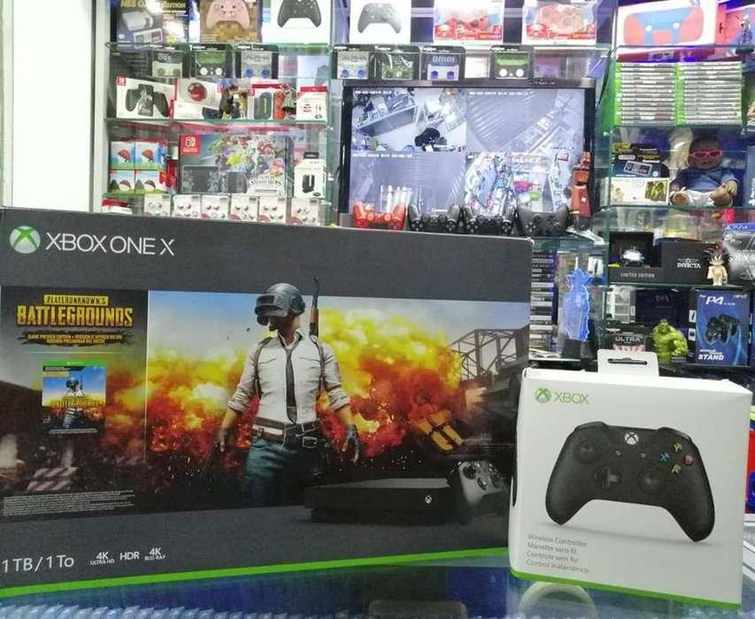 Xbox One X 2 Controles