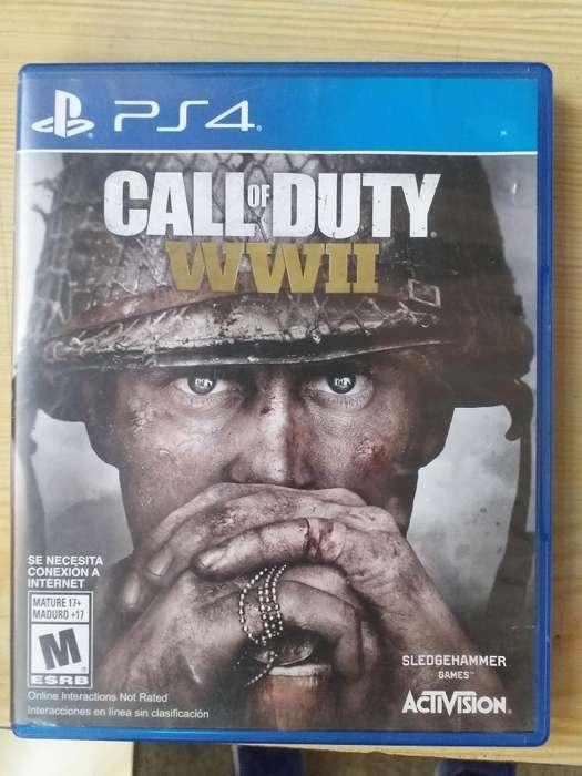 Codww2 Call Of Duty Ww2 Latino Ps4 Play4