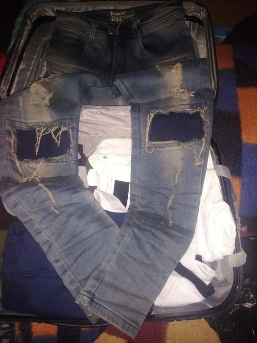 Pantalon Nuevo Talla 28