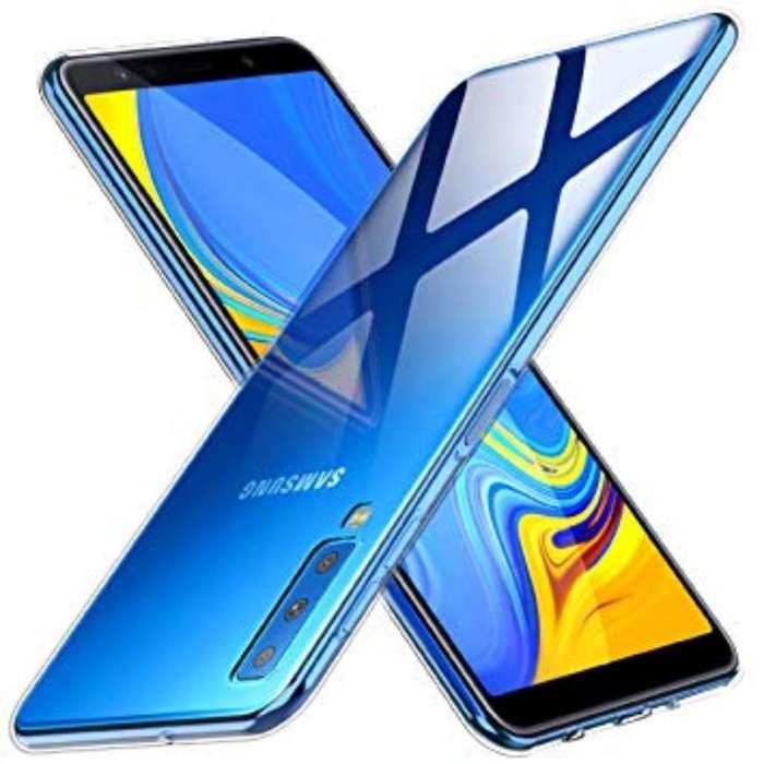 Samsung Galaxy A7 2018nuevo de 128gb