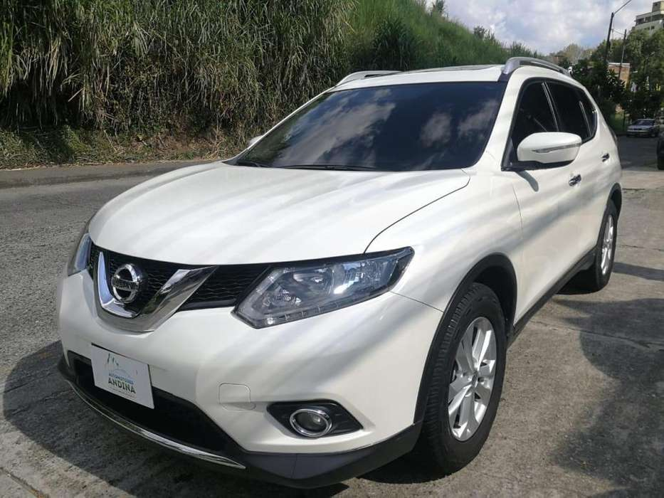 <strong>nissan</strong> X-Trail 2017 - 63000 km