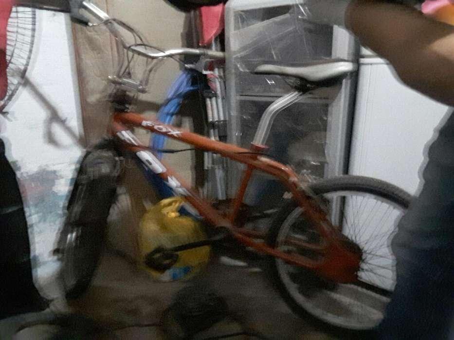 Bici Yitti Aro de Aluminio Y Aciento