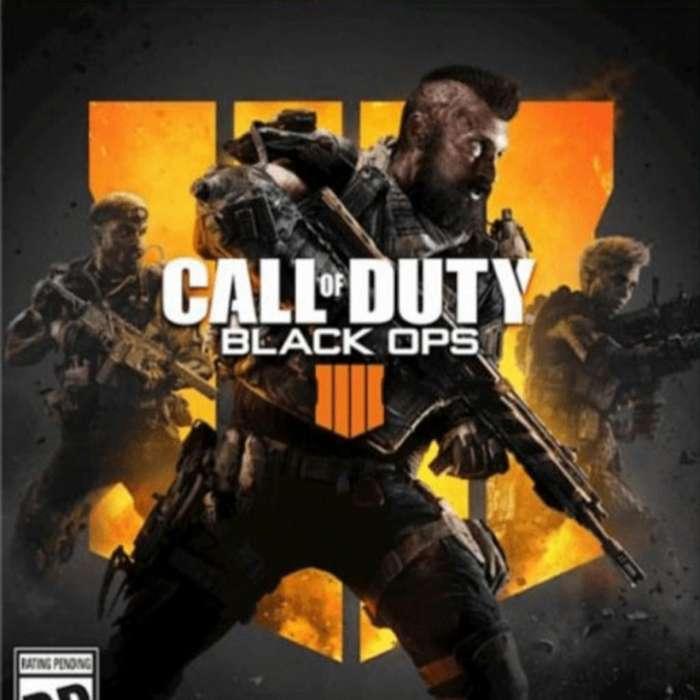 Vendo Call Of Duty Bo4 en Digital