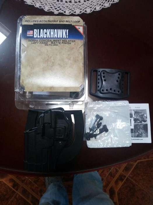 Funda Y/o Chapuza Marca Blackhawk.