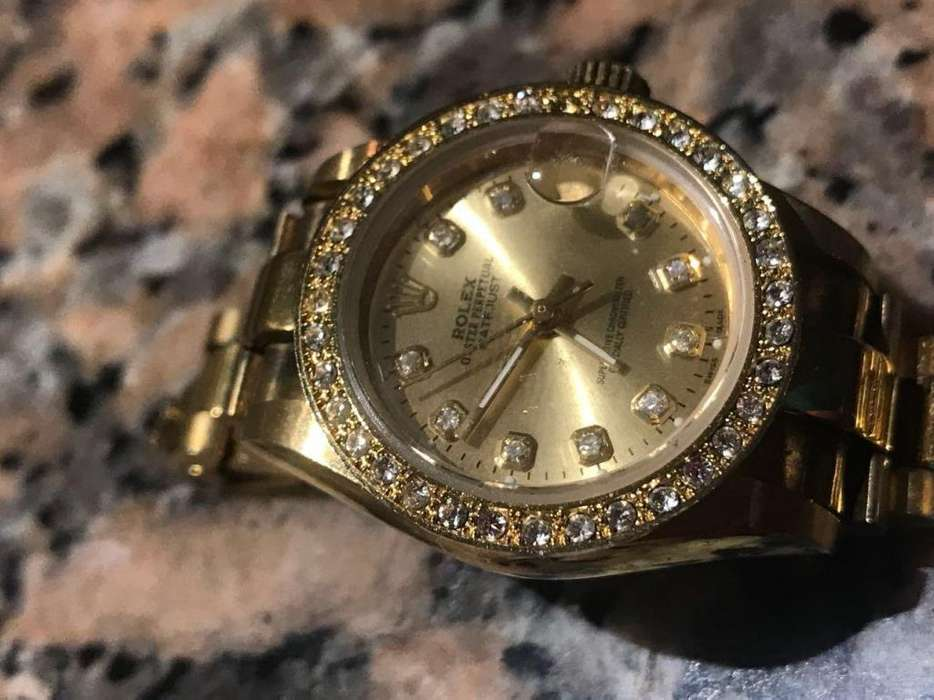 Reloj <strong>rolex</strong> para Mujer