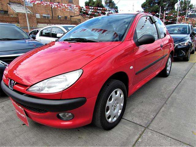 <strong>peugeot</strong> 206 2006 - 117543 km