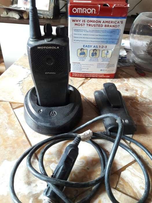 Vendo Radio Motorola Ep450s