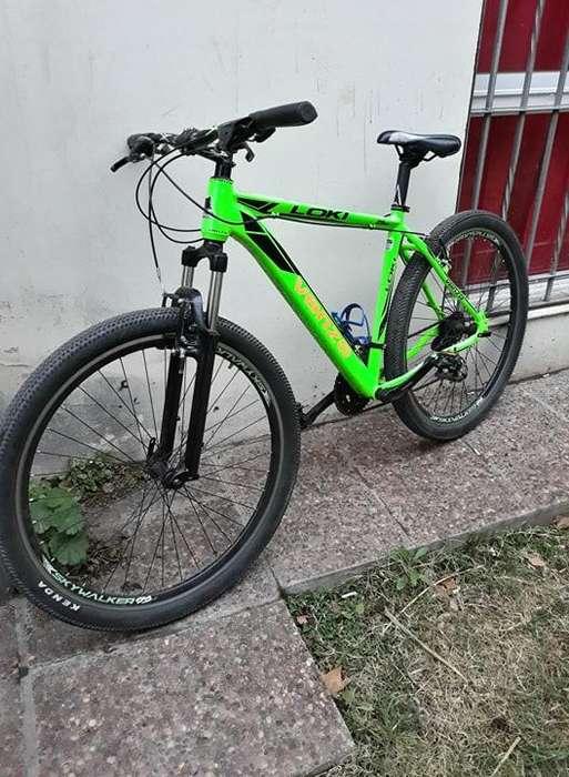 Bicicleta Venzo Loki. Rodado 29.