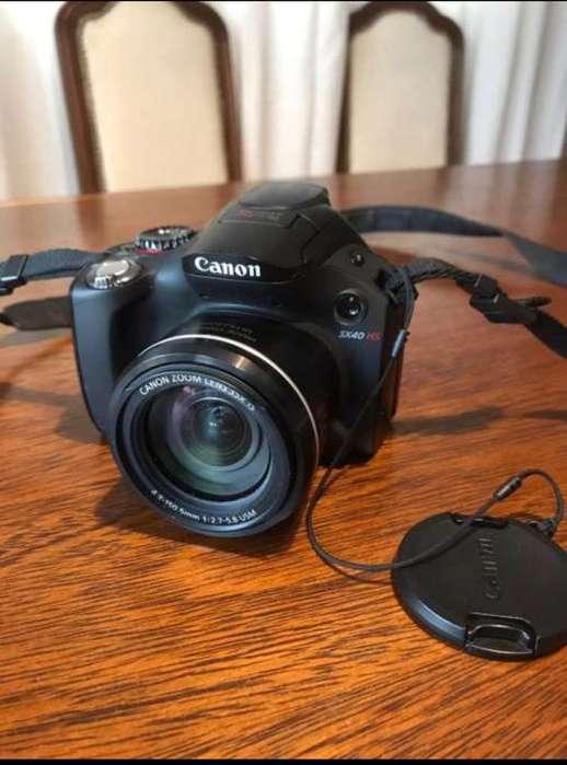 Camara Canon Sx40