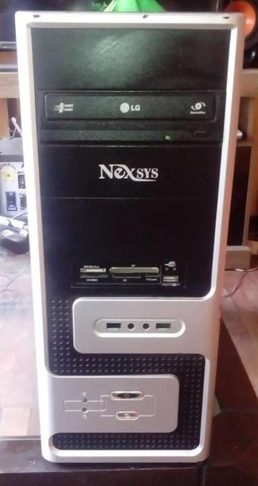PC PENTIUM D 3.0GHZ,2 NUCLEOS,RAM1.5GB,DD 80GB,CDDVD,JUEGOS,WINDOWS 7