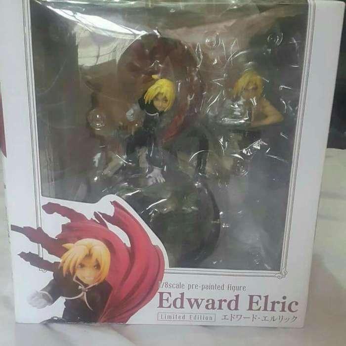 Figura Edward Elric Full Metal Alchemist