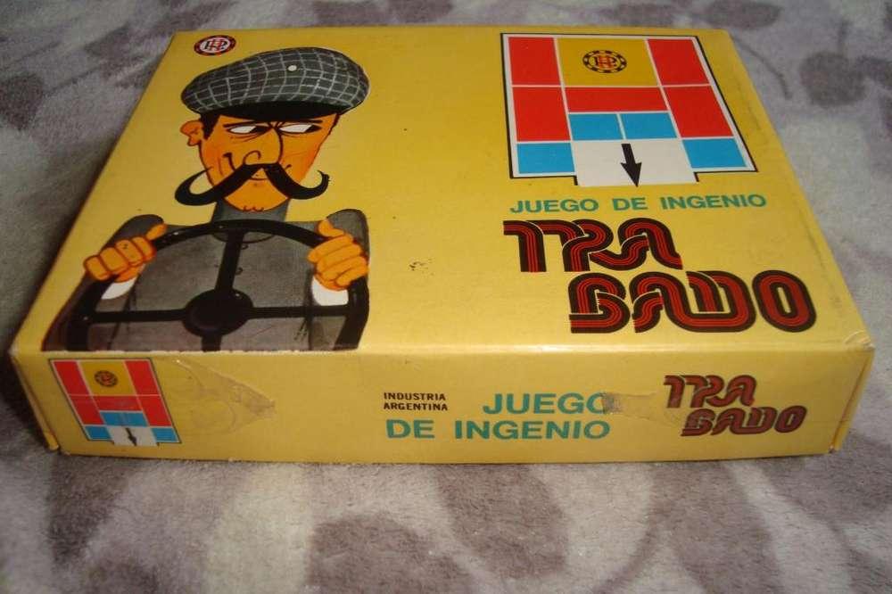 Juego De Ingenio Trabado De Los Años 80