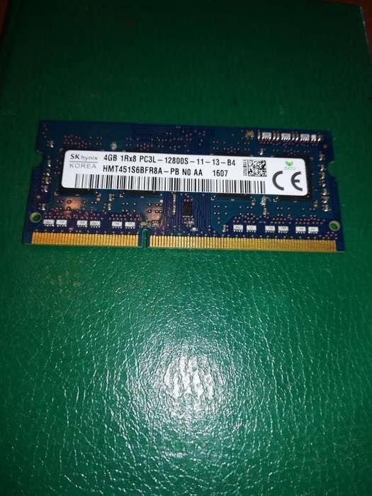 Memoria Ram Laptop Ddr3 4 Gb