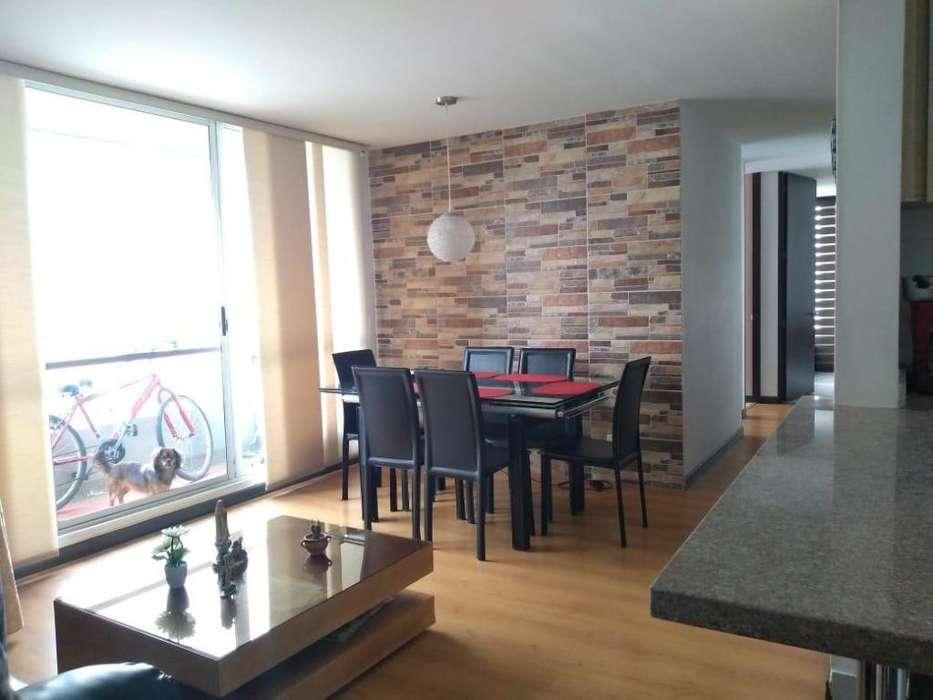 Se vende apartamento 89 mts2 segundo piso. Parqueadero Propio. Cel. 3112175503 Jhonny Torres. Cita Previa.