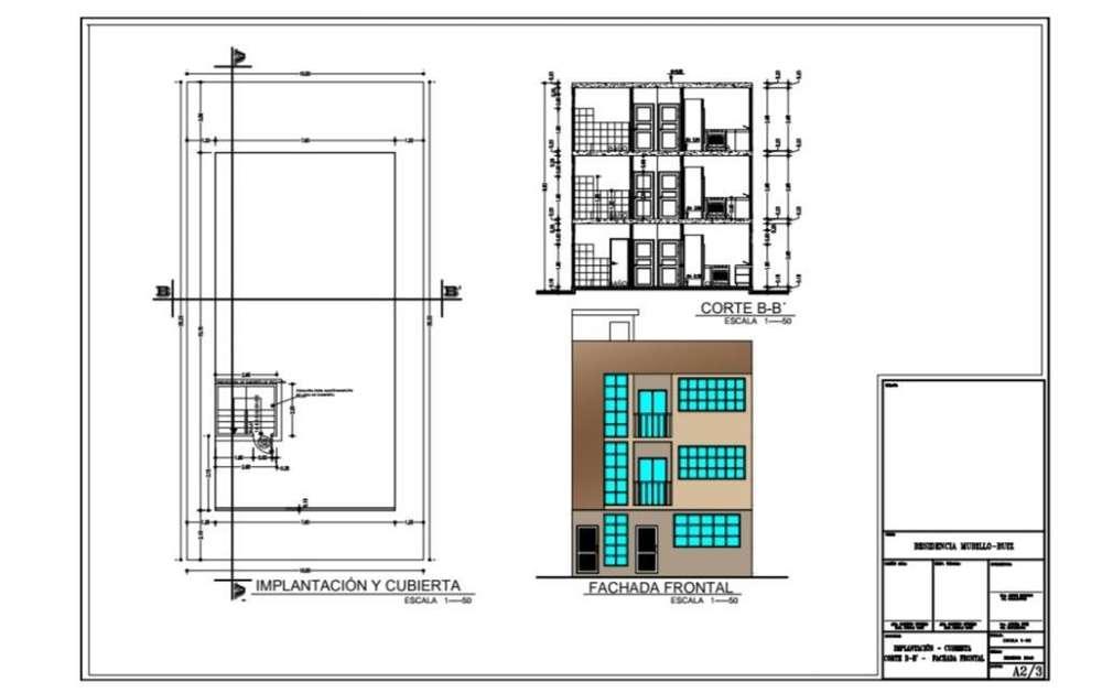 Proyecto Condominio Vendo Dptos. Garzota
